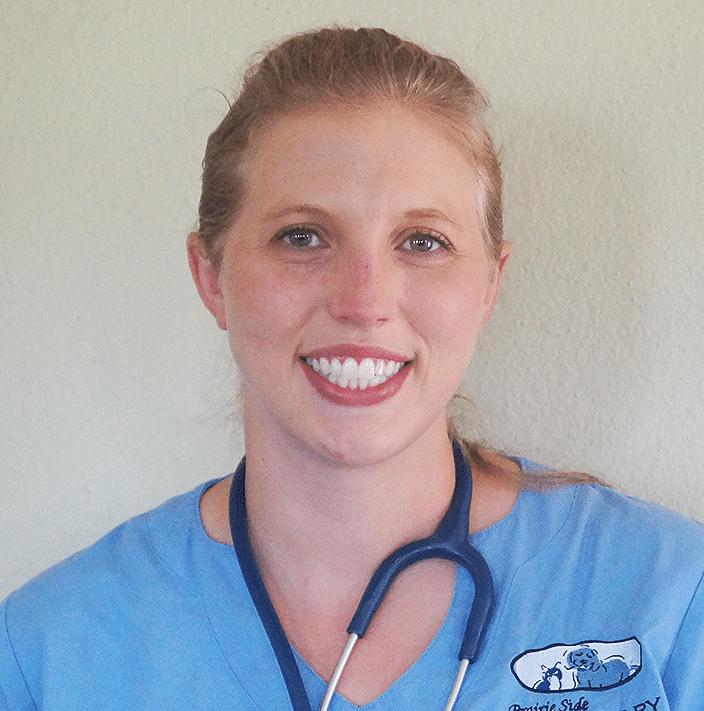 dr. chrissy, delavan animal clinic